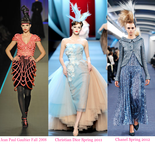 Haute couture how fashion works for What does couture mean in french