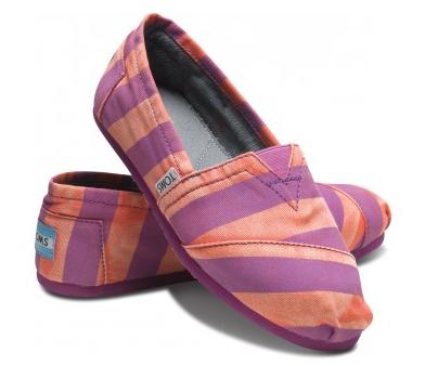 Toms Design design the origin of toms shoes how fashion works
